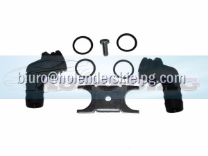 Water elbow set for reducer Vialle F type