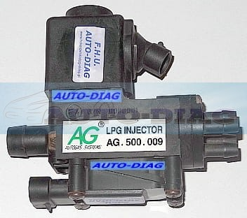 INJECTOR AG 500.009